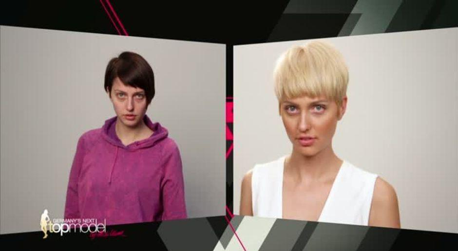 Germanys Next Topmodel Video Vorher Nachher Prosieben