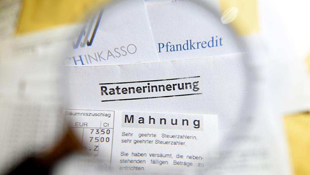 Achtung Zwangsvollstreckung Wenn Schuldner Nicht Zahlen
