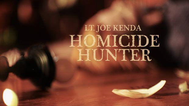 HOMICIDE HUNTER - DEM MÖRDER AUF DER SPUR - Artwork © Jupiter Entertainment