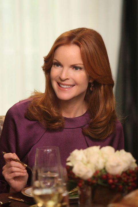 Ahnt nicht, dass das Thanksgivingsfest in einem Chaos enden wird: Bree (Marcia Cross) ... - Bildquelle: ABC Studios