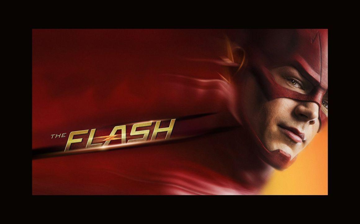 """(1. Staffel) - Superheld """"The Flash"""" (Grant Gustin) bewahrt die Welt vor Bösewichten ... - Bildquelle: Warner Brothers."""