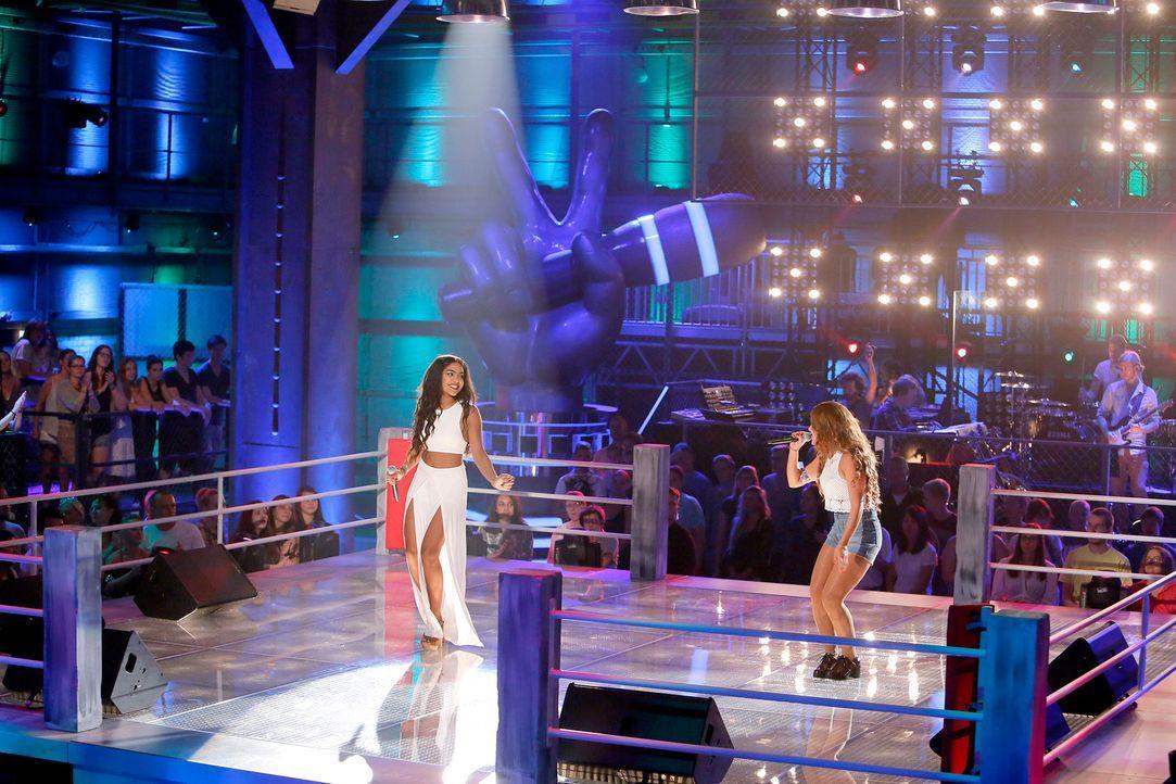 TVOG-Stf05-Epi-09-Alicia-Awa-Dijana-03-SAT1-ProSieben-Richard-Huebner - Bildquelle: SAT.1/ProSieben/Richard Hübner