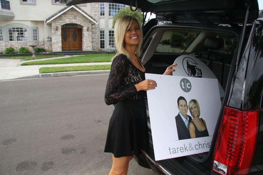 Das Haus in Long Beach soll wieder Geld in die Kasse bringen. Christina setzt einige Hoffnungen auf ein Projekt, dass nach und nach aus den Fugen zu... - Bildquelle: 2013,HGTV/Scripps Networks, LLC. All Rights Reserved