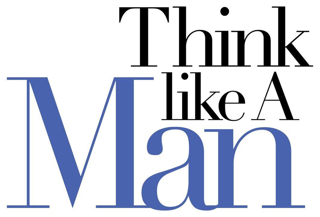 Denk wie ein Mann - Logo - Bildquelle: 2012 Screen Gems, Inc. All Rights Reserved.