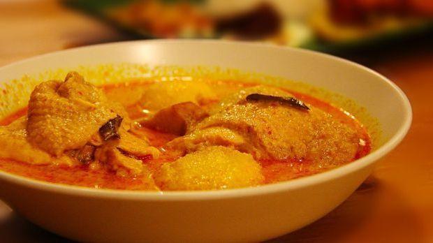 Curry: Indischer Eintopf mit vielen Gewürzen