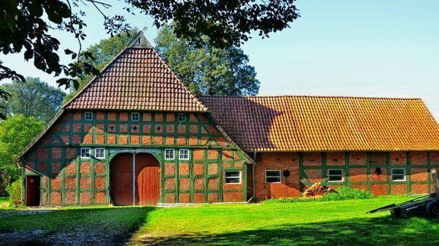 Bauernhof kaufen_Landhaus_Pixabay