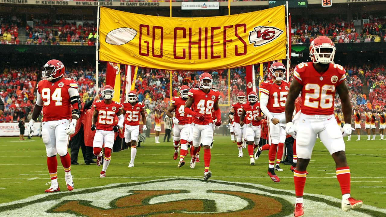 2. Platz: Kansas City Chiefs (5:0, vorige Woche: Platz 2) - Bildquelle: Imago