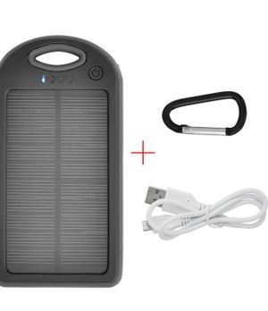 Project 5000mAh Solar Charger