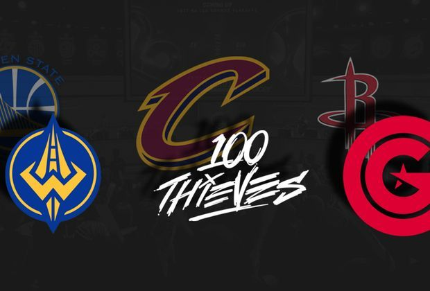 Cavs gegen Warriors – Jetzt auch in League of Legends