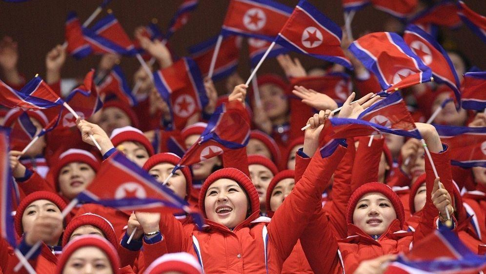 IOC übernimmt die Kosten für Nordkoreanische Athleten - Bildquelle: AFPSIDROBERTO SCHMIDT