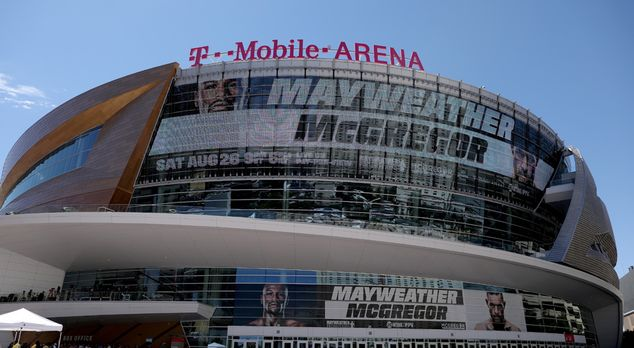 Tatort T-Mobile-Arena - Bildquelle: 2017 Getty Images