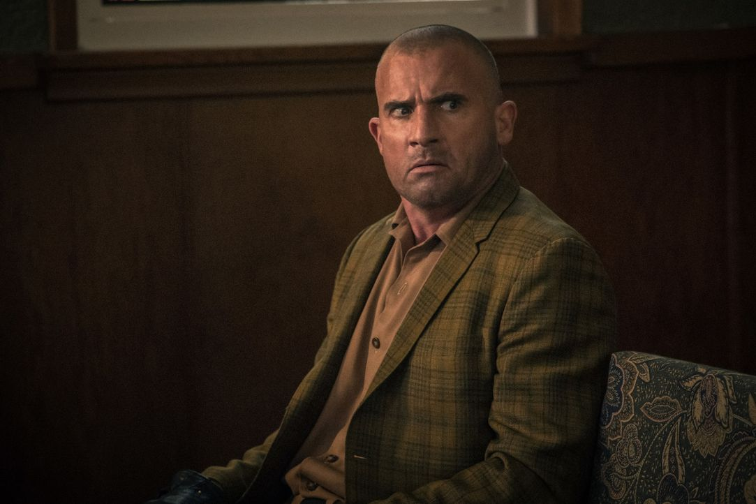 Mick (Dominic Purcell) - Bildquelle: 2017 Warner Bros.