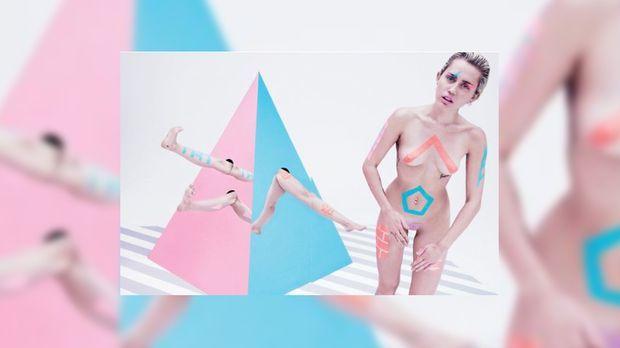Nacktfoto miley cyrus