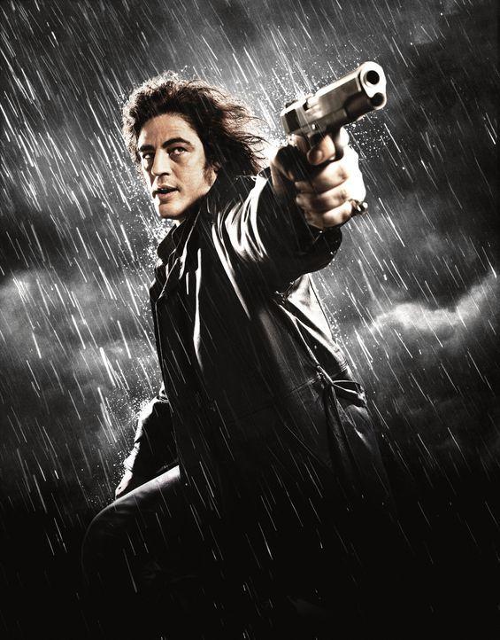 Der durch und durch korrupte Cop Jackie Boy (Benicio Del Toro) hat sich selbst eine Lizenz zum Töten erteilt ... - Bildquelle: Dimension Films