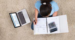 Ein digitaler Haushaltsplaner macht Aktenordner überflüssig.