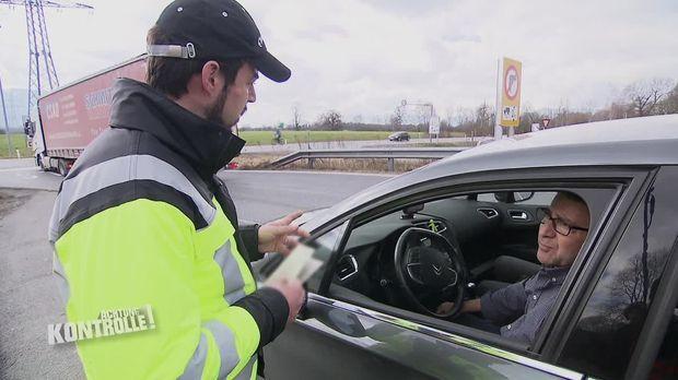 Achtung Kontrolle - Achtung Kontrolle! - Mautpreller - Autobahnkontrolleure In österreich