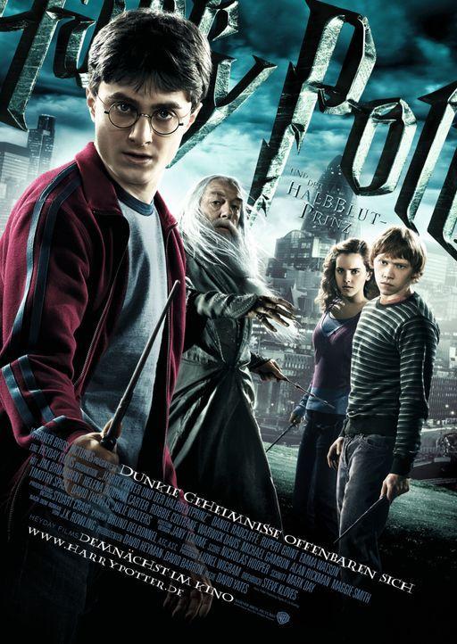 HARRY POTTER UND DER HALBBLUTPRINZ - Plakatmotiv - Bildquelle: Warner Brothers