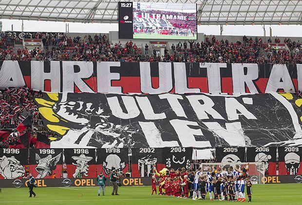 Bayer Leverkusen - Bildquelle: imago/Sven Simon