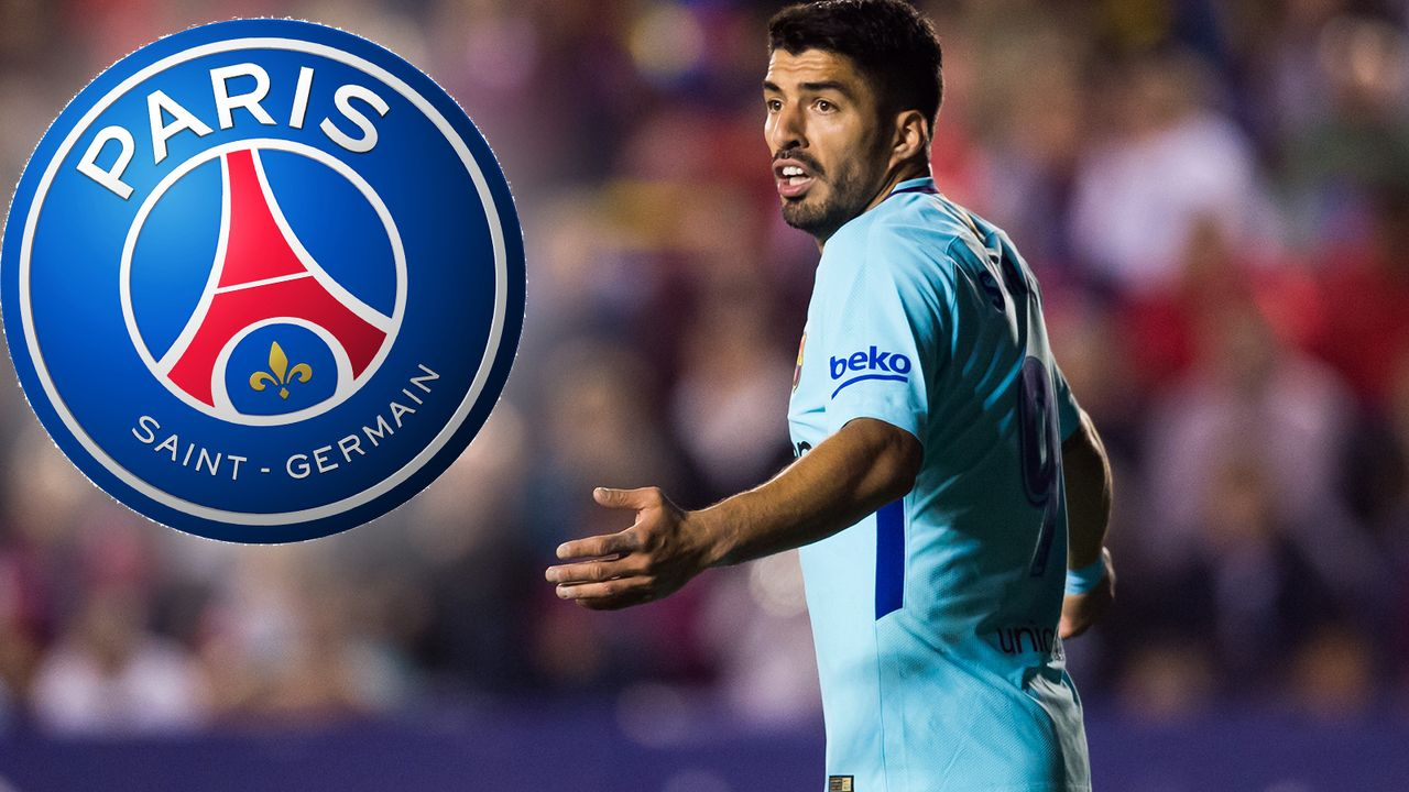 Luis Suarez zu Paris Saint-Germain - Bildquelle: 2018 Getty Images
