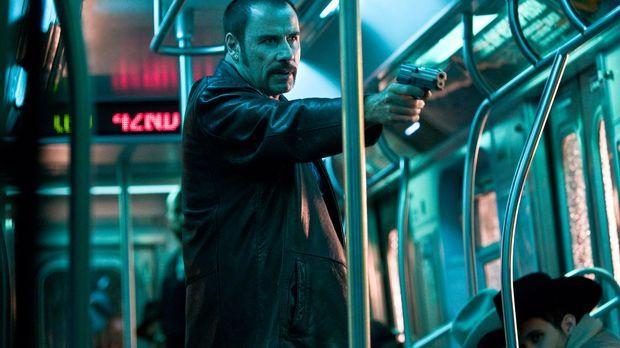 Zehn Millionen Dollar in 60 Minuten fordert der Entführer (John Travolta) der...