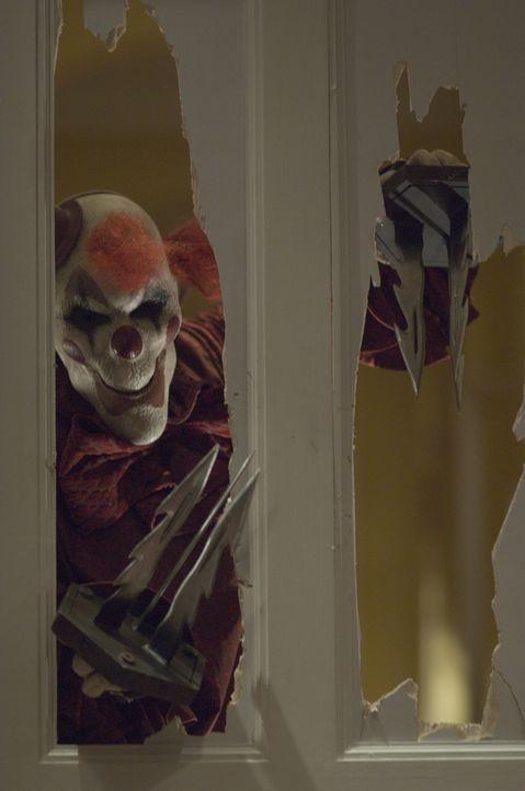 Jetzt ist Schluss mit lustig: The Laugh (Keir O'Donnell) ... - Bildquelle: 2009 Warner Bros.