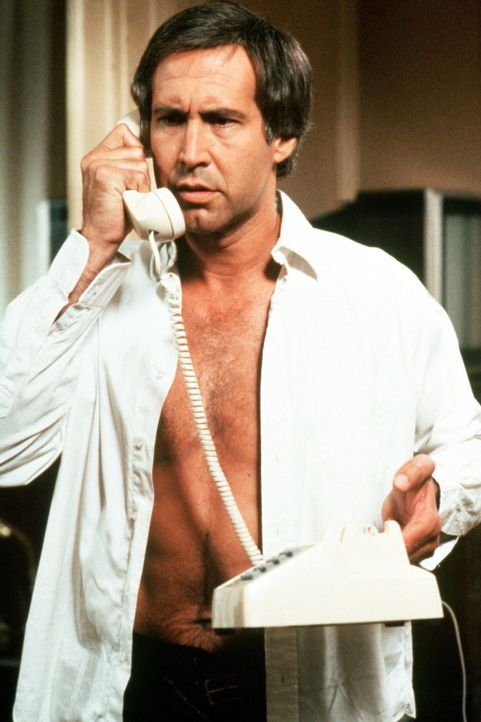 Eines Tages werden Nicks (Chevy Chase) kühnste (Alb)Träume wahr ... - Bildquelle: Warner Bros.