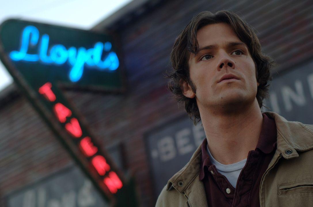Die Legende, von der sein Bruder erzählt, liefert Sam (Jared Padalecki) einen wichtigen Hinweis ... - Bildquelle: Warner Bros. Television