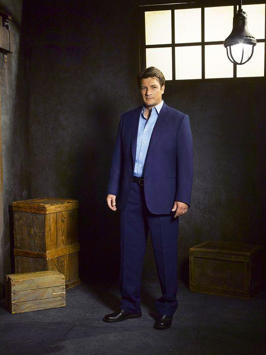 castle-richard-castle-03-ABC-Studios - Bildquelle: ABC Studios