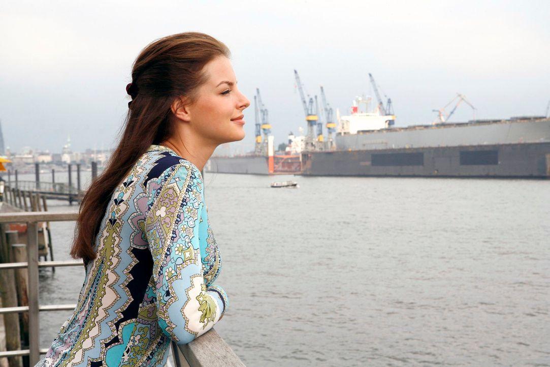 Findet Katrina (Yvonne Catterfeld) in Hamburg ihr Glück? - Bildquelle: Georg Pauly Sat.1