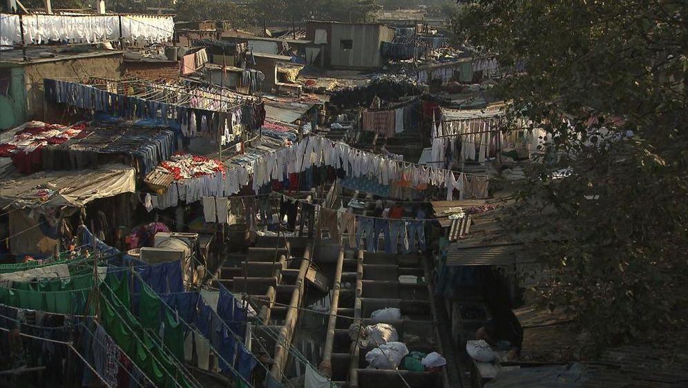 Wäscherei Indien vs. Deutschland