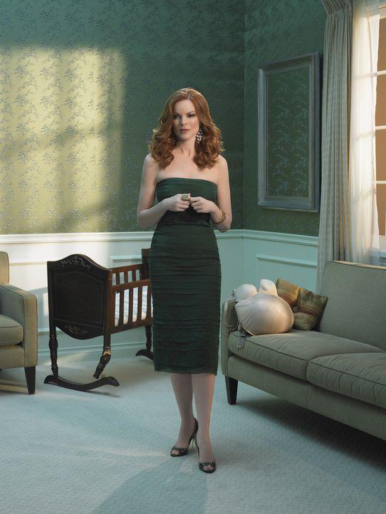 (4. Staffel) - Ist immer um einen guten Ruf der Familie bemüht - komme was wolle: Bree Hodge (Marcia Cross) ... - Bildquelle: ABC Studios