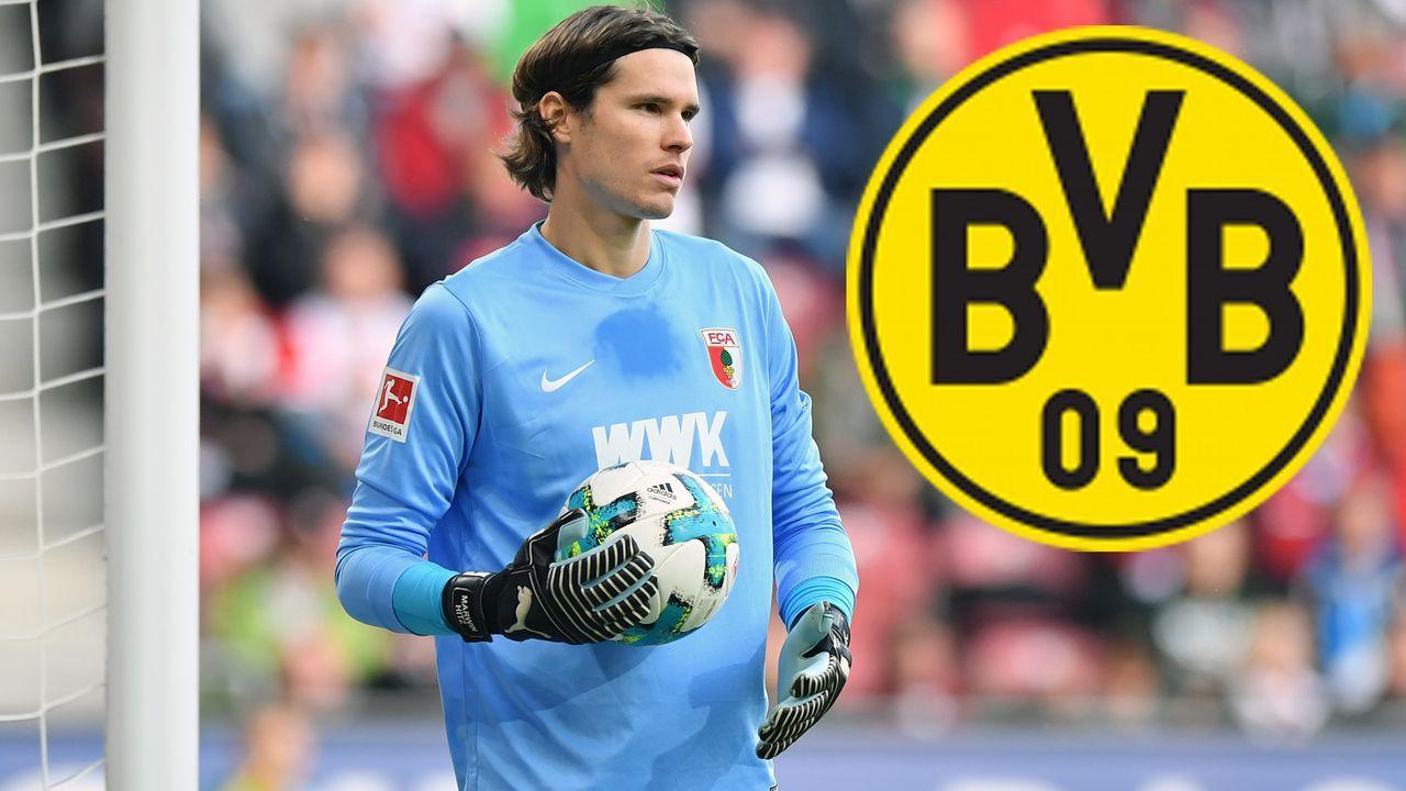 Marwin Hitz (Zugang Borussia Dortmund) - Bildquelle: 2017 Getty Images