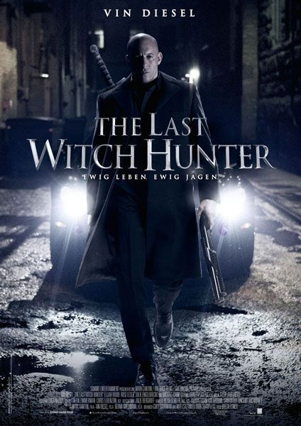 WitchHunter-Plakat