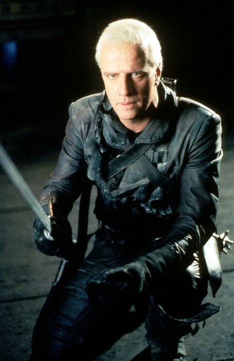 Eines Tages taucht Beowulf (Christopher Lambert) auf, um die Burg vom Bösen zu befreien ... - Bildquelle: Kinowelt Filmverleih