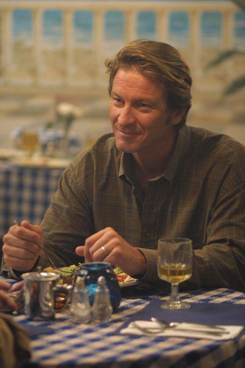 Ein neuer Fall für das FBI-Team: Eines Morgens verschwinden Greg Prichard (Bret Cullen) und seine Tochter Kyla spurlos ... - Bildquelle: Warner Bros. Entertainment Inc.