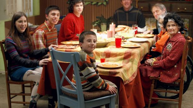 Wird das Thanksgiving-Dinner trotz aller Katastrophen doch noch zum Erfolg? Z...