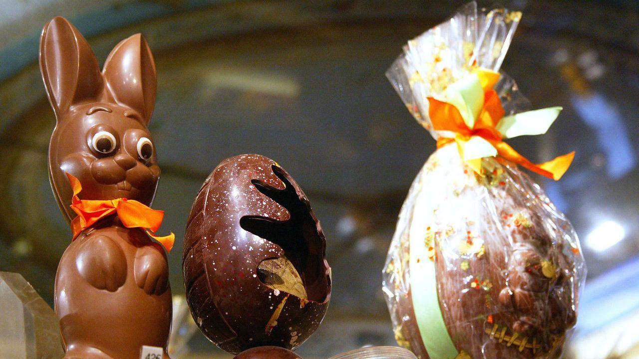 Schokolade - Bildquelle: AFP