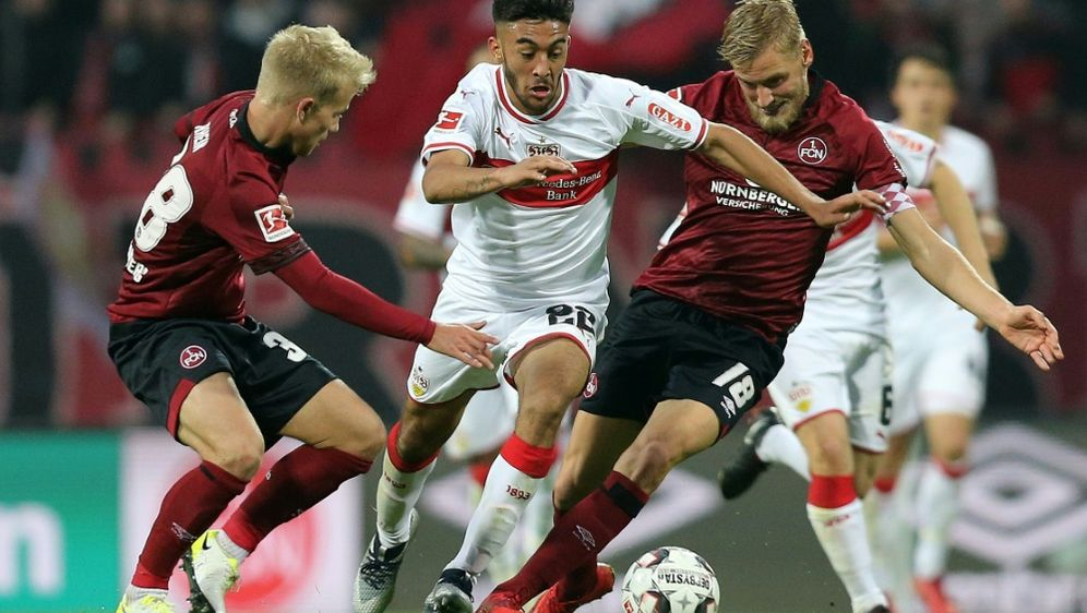 Stuttgart setzt sich gegen den Club durch - Bildquelle: FIROFIROSID