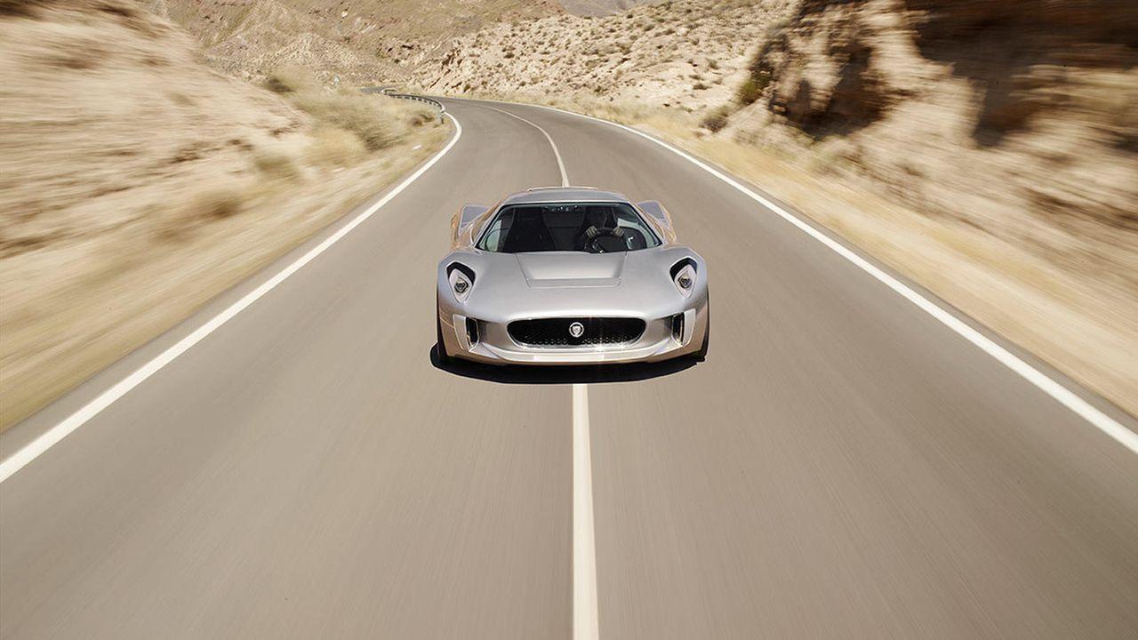 Jaguar C-X75 - Bildquelle: Jaguar