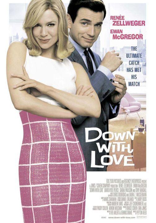 Down with Love - Zum Teufel mit der Liebe ... - Bildquelle: Epsilon Motion Pictures