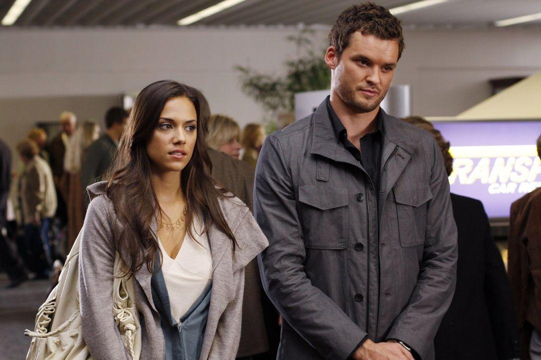 Wie nahe stehen sich Alex (Jana Kramer, l.) und Julian (Austin Nichols, r.) wirklich? - Bildquelle: Warner Bros. Pictures