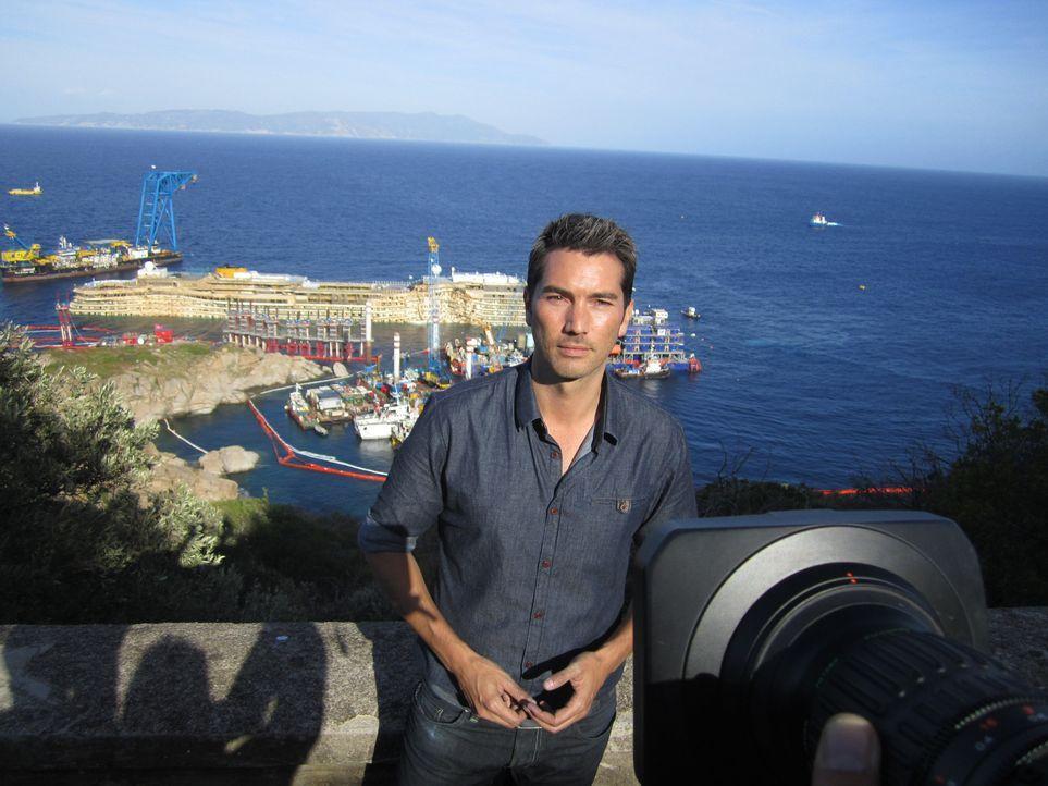Das Unglück der Costa Concordia jährt sich im Januar 2014 zum zweiten Mal und noch immer ist das Kreuzfahrtschiff nicht aus den Schlagzeilen versc... - Bildquelle: ProSieben