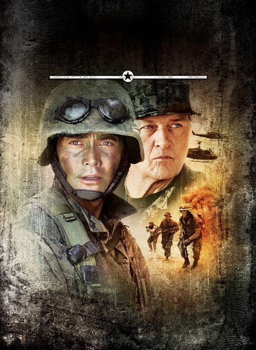 Die Jagd auf Eagle One - mit Mark Dacascos, l. und Rutger Hauer, r. - Bildquelle: 2005 The Pacific Trust. All Rights Reserved.