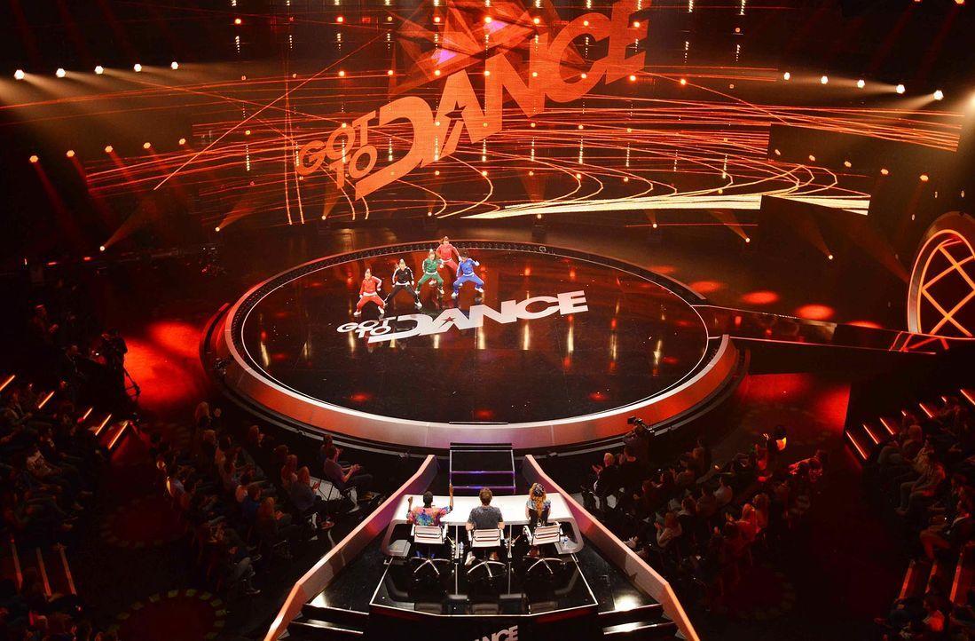 Got-To-Dance-Move4fun-07-SAT1-ProSieben-Willi-Weber - Bildquelle: SAT.1/ProSieben/Willi Weber