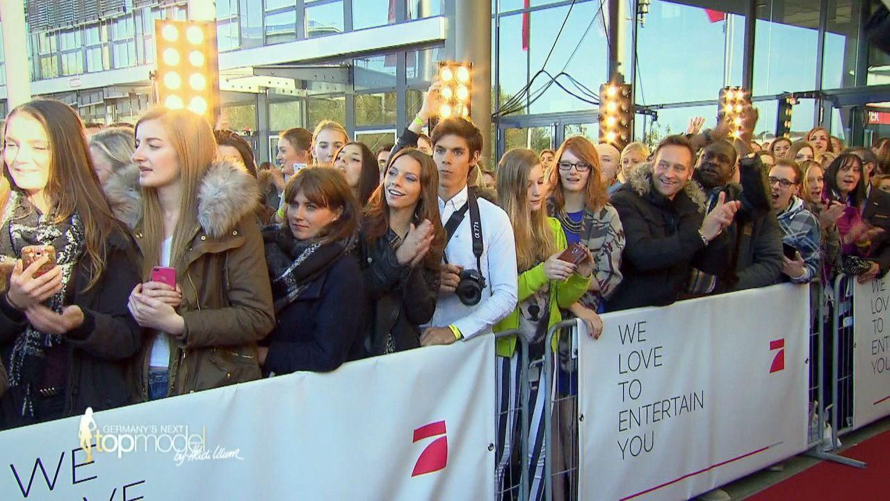 GNTM-10-Sendung01_042 - Bildquelle: ProSieben