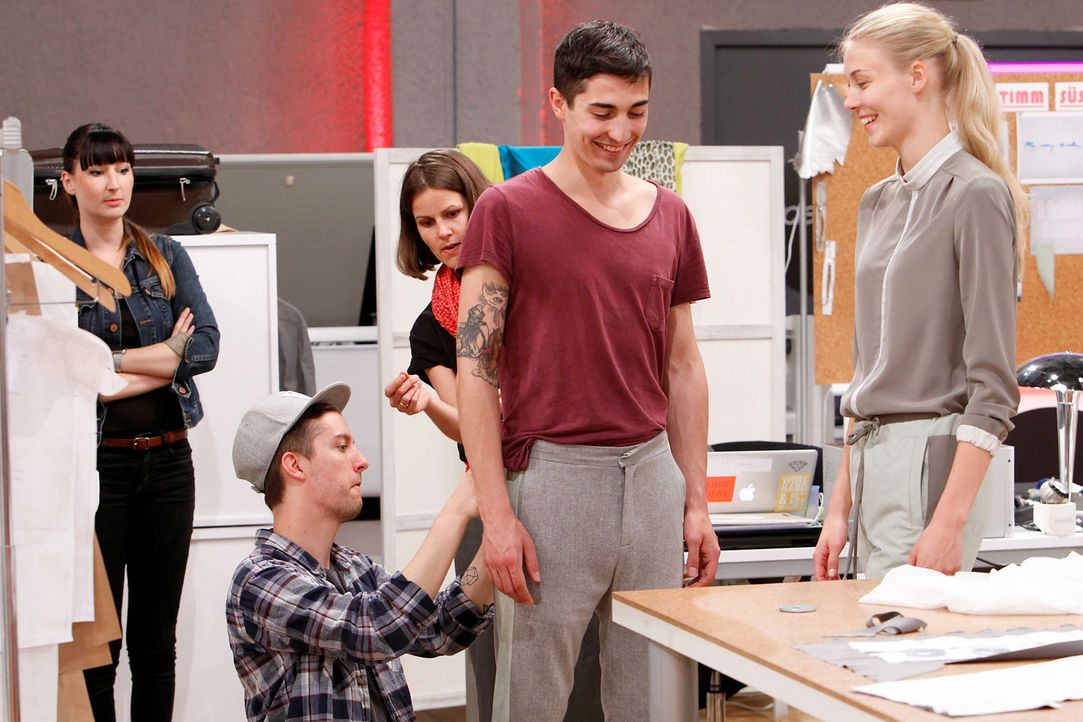 Fashion-Hero-Epi05-Atelier-46-ProSieben-Richard-Huebner - Bildquelle: Richard Huebner