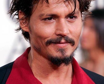 Das SAT.1-Magazin - Johnny Depp - Bildquelle: AP
