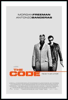 The Code - Vertraue keinem Dieb - The Code - Vertraue keinem Dieb - Plakatmot...