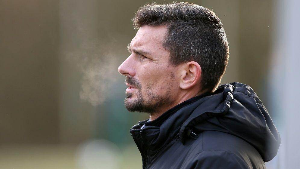 Entlassen: Trainer Franz-Pohlmann beim MSV Duisburg - Bildquelle: FIROFIROSID