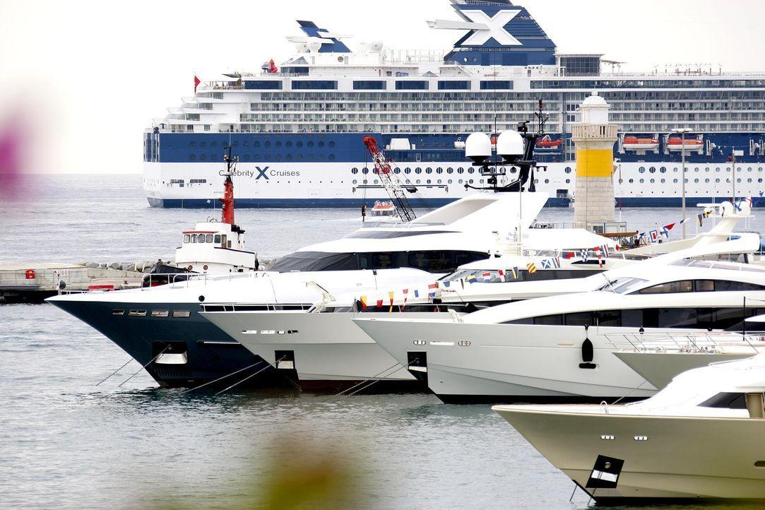 Cannes-Yachthafen-AFP - Bildquelle: AFP Photo